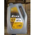 Масло для бензиновых двигателей / KIXX G1 5W-30 SN/CF PLAST 4L L5312440E1