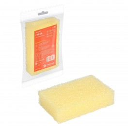Губка для мойки стекол (12*8*3см) (пакет с европодвесом) (ABTN007) ABTN007