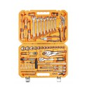 Набор инструментов универсальный 78 предметов, пласт.кейс AT-78-07