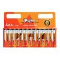 Батарейки LR03/AAA щелочные 12 шт. AAA-12