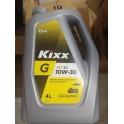 Масло для бензиновых двигателей / KIXX GOLD  10W-30 SJ/CF 4L ПЛАСТИК/Kixx G SJ/CF 10W-30 4L L5453440E1