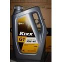Масло моторное GS Oil  Kixx  G1 10W40  SN/CF ПЛАСТИК ( 4л.) (уп.4 шт.) SemiSynt