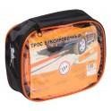 Трос VIP буксировочный лента 15 т, 6 м , без крюков, в сумке (ATR-P-15) ATR-P-15