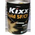 Высокотехнологичное масло для бензиновых двигателей  / KIXX GOLD  15W-40 SF/CF (20л.) SemiSynt
